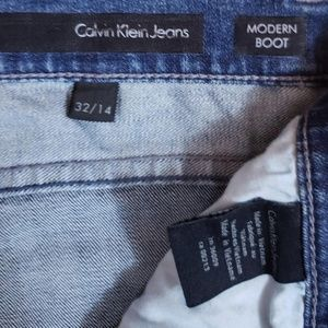 Calvin Klein Jeans - Calvin Klein women's jeans boot cut